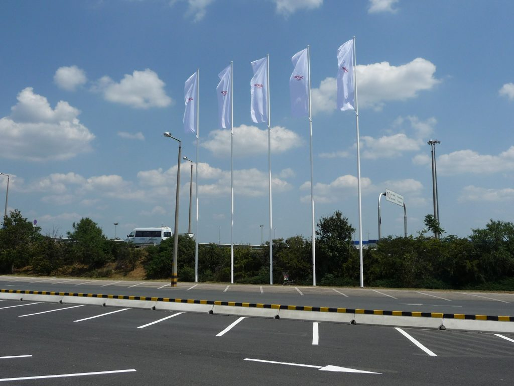 Hagyományos zászlórúd
