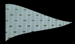 120 g-os mesh Airtex poliészter zászlóanyag